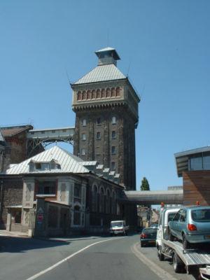 La tour des moulins